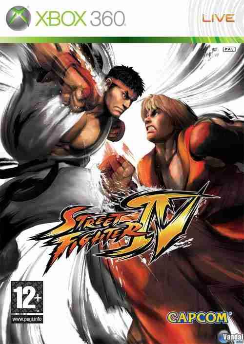 Descargar Street Fighter IV [MULTI5] por Torrent